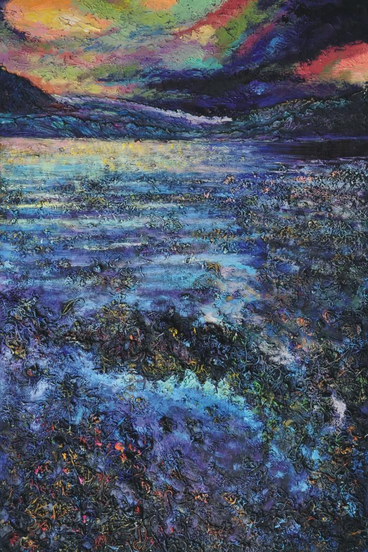 Paintings Pastels Amp Drawings By Peter Wood